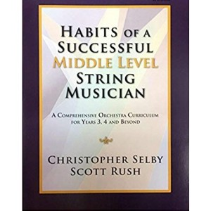Habits Of A Successful Middle Level String Musician - Bass