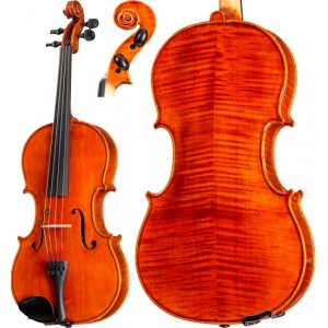 Parkland Viola 12 Month Introductory Rental including Lesson Book & Required Sumi Shoulder Rest