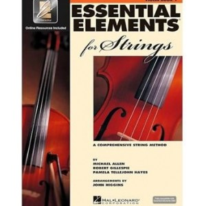 Essential Elements Book 1 BASS