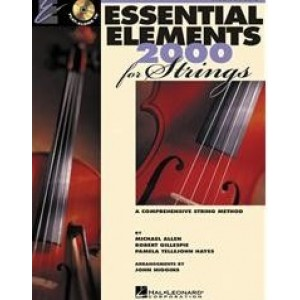 Essential Elements Book 2 BASS